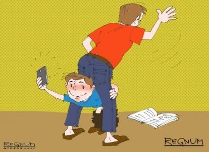 Запрет родительских наказани…