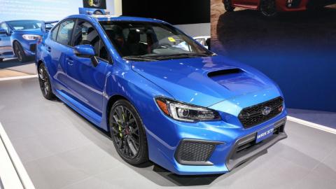 Компания Subaru показала мод…