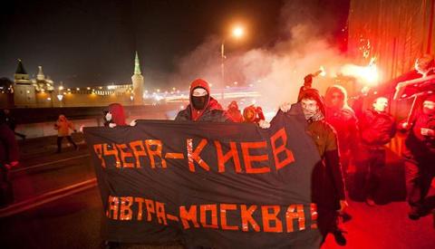 Четыре года прошло, как мы перестали быть людьми — Волга призвал в «годовщину майдана» помянуть Украину