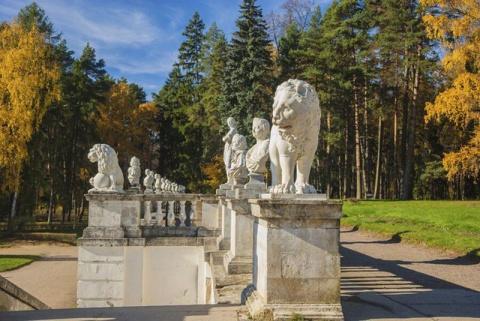 Осенние путешествия: 11 лучших мест в России