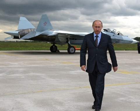 Политолог: поездка Путина в Сирию стала для Запада неожиданностью
