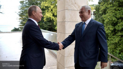 Премьер-министр Израиля был …