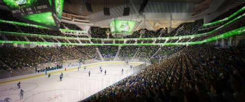 Сиэтл обзаведется хоккейной …