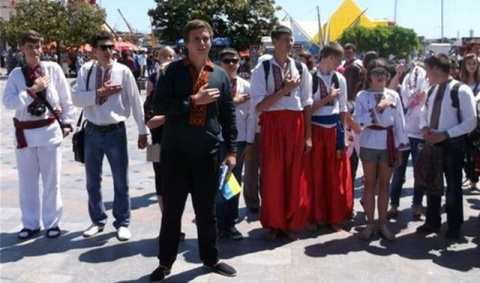 Крымские бандеровцы — инстру…