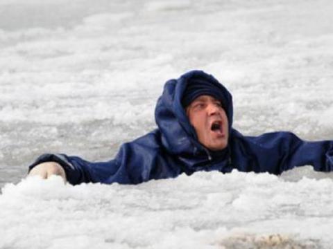 Что делать, если вы провалились под лёд? Лечебные свойства янтаря