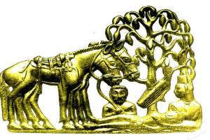 Золото Бактрии