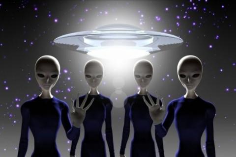 Рассказ Маргариты о ее похищении на НЛО