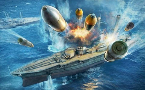Флагман шестого флота США взят на прицел из Крыма