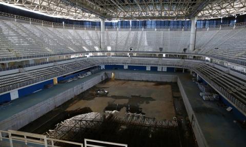 Олимпийские игры в Рио-де-Жа…