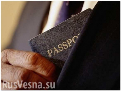 Документальная драма: почему украинские чиновники запасаются паспортами других государств