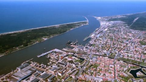 Порт Клайпеды лидирует вПри…
