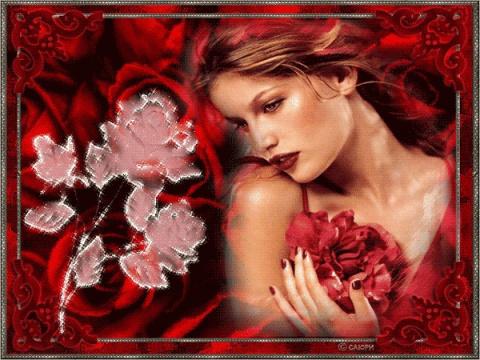 Я тот цветок, не сорванный тобою...