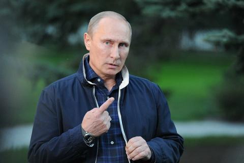 На Западе возмущены позицией Путина в отношениях с Трампом...
