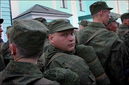 Деревенские проводы в армию