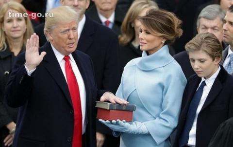 Цветник Дональда Трампа: 9 г…