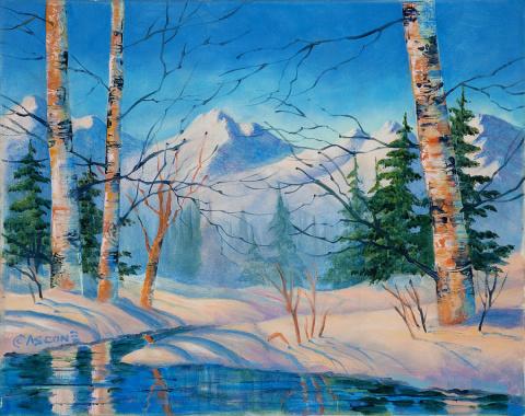 Красота без границ, художник…