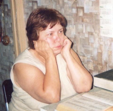 Лариса Бачевская