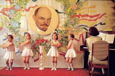 Воспоминания американца о СССР: мрак, унижение и война