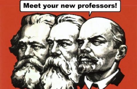 Армия зомби для коммунистиче…