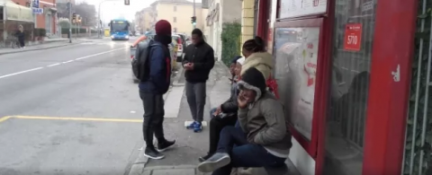 Беспредел мигрантов в Европе…