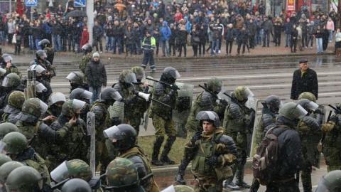 Украинские депутаты участвов…