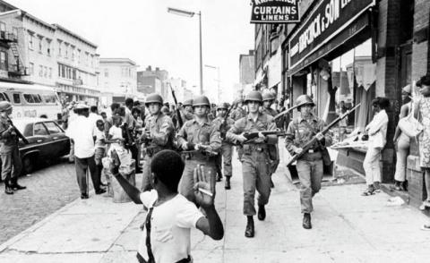 Детройтское восстание 1967 года