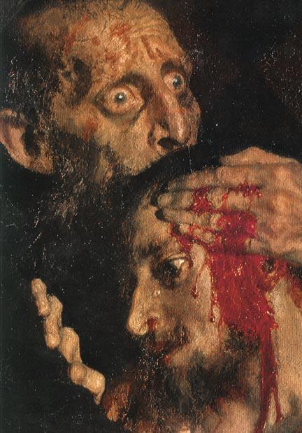 Как погиб сын Ивана Грозного…