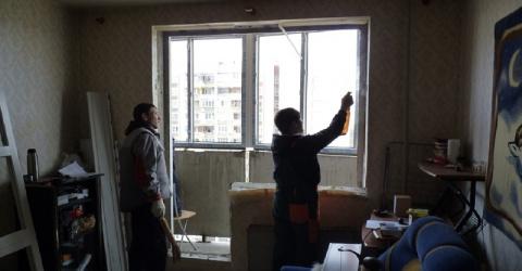 Шкафы вокруг окна: 10 идей для твоего интерьера. Это не просто красиво, а очень функционально.