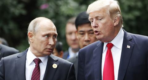 Почему Путину вновь и вновь …