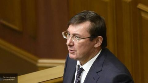 Детали попытки похищения бывшего россиянина на Украине раскрыл Луценко