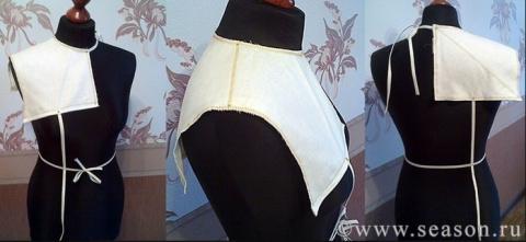 Шитье - Технологии и советы по шитью - Баланс плечевого изделия - Исправляем нарушения баланса плечевого изделия
