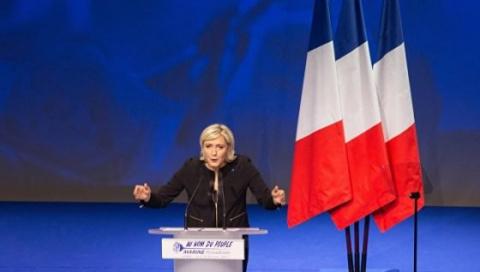"""Марин Ле Пен жаждет """"глобаль…"""