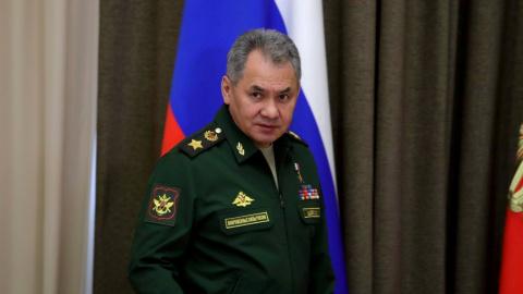 Шойгу: Россия укрепляет пози…