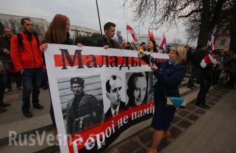 Москва идет в Белоруссии по …