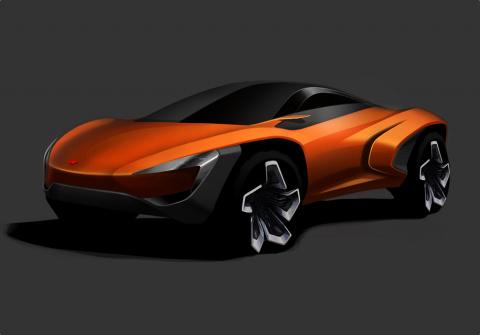 McLaren отказался от конкуре…
