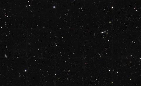 Вселенная из 2 триллионов галактик