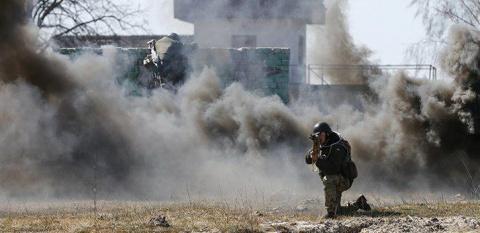Из-за отступления ВСУ потеряли возможность обстреливать Донецк из миномётов