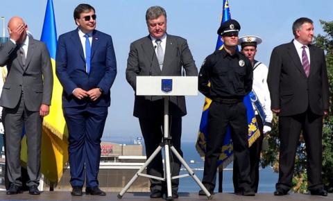 Саакашвили обнародовал шокир…