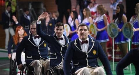 Норвежцы прогоняют русских паралимпийцев