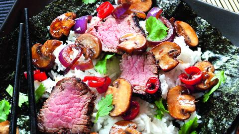 Как приготовить говядину по-…