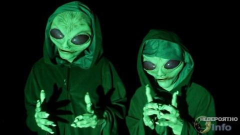 Очевидец рассказал о встрече с инопланетянами