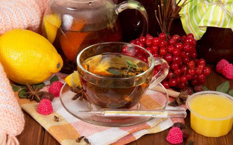 С этими напитками вы навсегда забудете о противной простуде
