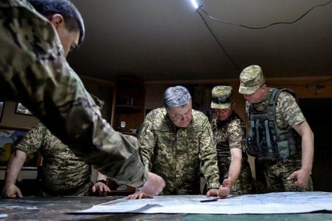 Кровавый план: Украина готовит войну в Донбассе на конец лета