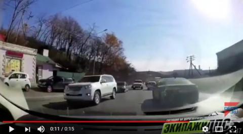 В Приморье дорожники преврат…