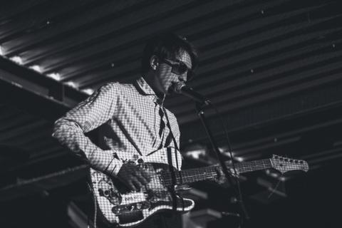 Шум времени: гаражный рок от Anewetak