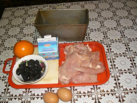 Суфле из курицы