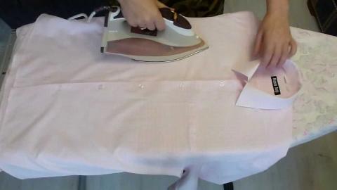 Как гладить рукава рубашки? …
