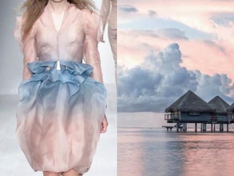 Мода и природа: 25 невероятн…