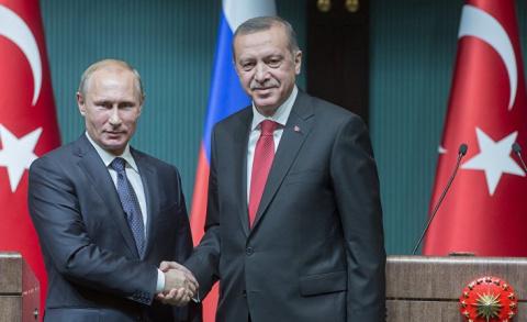 Владимир Путин заявил о восс…