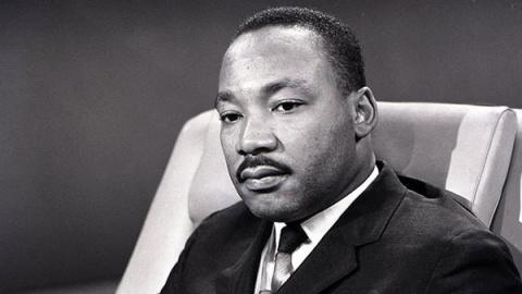 Мартин Лютер Кинг — священни…